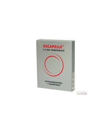 ESCAPELLE 1,5 mg X 1 COMPR. 1,5mg GEDEON RICHTER-HU