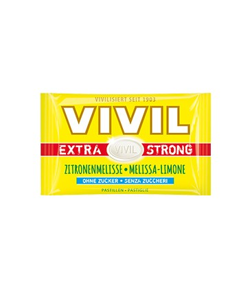 VIVIL Extra Strong balsam lamaie fara zahar x 25g