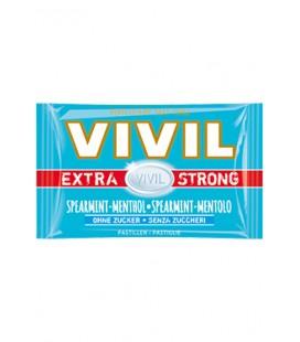 VIVIL Extra Strong spearmint mentol fara zahar x 25g