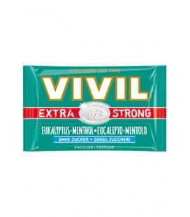 VIVIL Extra Strong eucalipt si mentol fara zahar x 25g