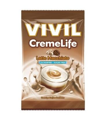 VIVIL Creme Life Classic Latte Macchiato fara zahar x 110g