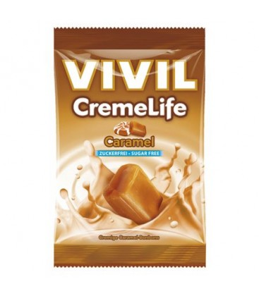 VIVIL Creme Life Classic caramel fara zahar x 110g