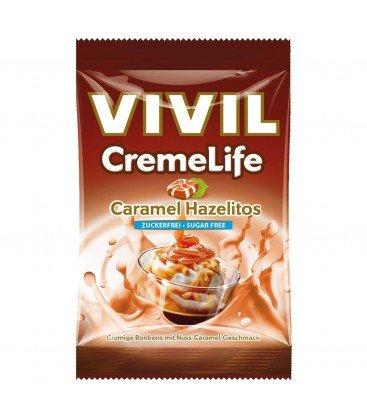VIVIL Creme Life Classic alune si caramel fara zahar x 110g