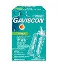 GAVISCON MENTOL X 12 SUSP. ORALA IN PLIC