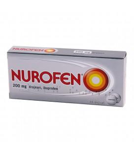 NUROFEN (R) 200 mg X 24 DRAJ.