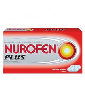 NUROFEN (R) PLUS X 24 COMPR.