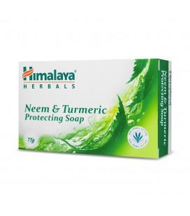 HIMALAYA  Neem Turmeric Protecting Soap x 1 Buc  PRISUM