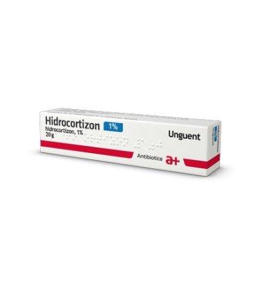 HIDROCORTIZON 1% UNGUENT