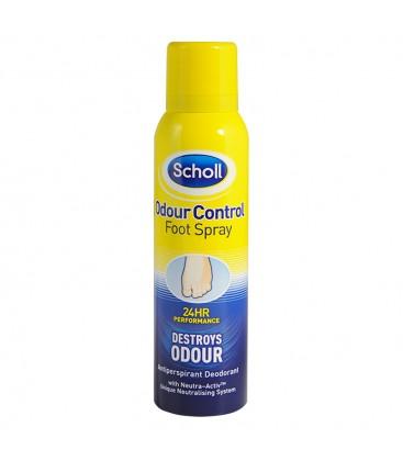 SCHOLL Spray OdorControl pentru picioare x 150ml
