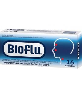 BIOFLU X 16 CAPS. MOI