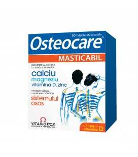 Osteocare masticabil x 30 tb