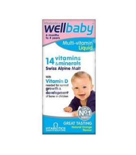 WELLKID Baby sirop x 150 ml flacon  PRISUM