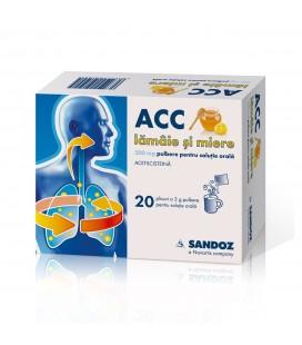 ACC LAMAIE SI MIERE 200 mg X 20 PULB. PT. SOL. ORALA