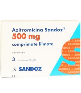 azitromicina este prescrisă în tratamentul articulațiilor