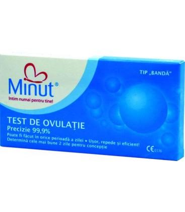 MINUT Test ovulatie banda x 1buc