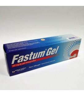 FASTUM GEL X 100G GEL 25 mg/g