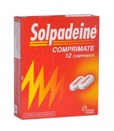 SOLPADEINE X 12 COMPR.