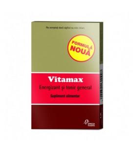 VITAMAX X 15 CAPS. MOI