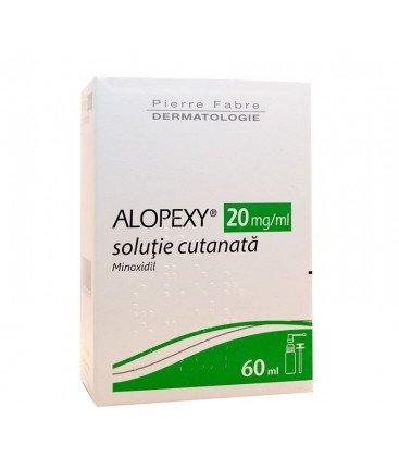ALOPEXY 20mg/ml X 1 SOL. CUT. PIERRE FABRE