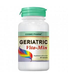 COSMOPHARM Geriatric vitamin x 30cps