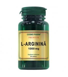 COSMOPHARM L-arginina x 30cp Cutie  COSMOPHARM