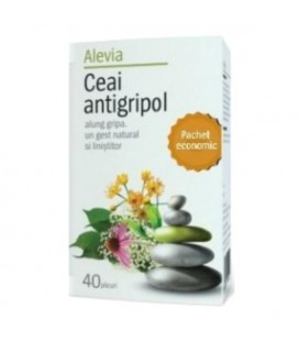 Ceai antigripol x 40 plicuri