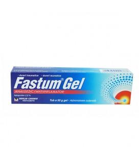 FASTUM GEL X 50G GEL 25 mg/g