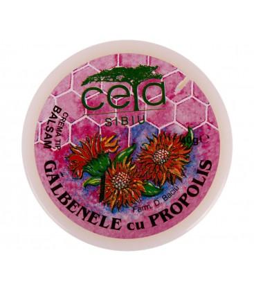 CETA Unguent Galbenele+ Propolis x 40g