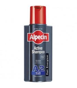 ALPECIN Sampon Activ A2 par gras x 250ml