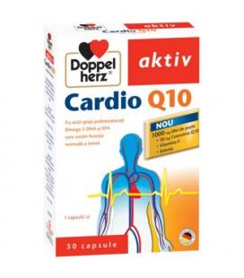 DOPPELHERZ Aktiv Cardio Q10 x 30 cps