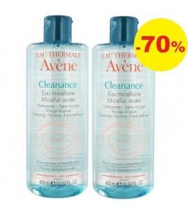 AVENE Cleanance apa micelara x 400 ml 1+70%