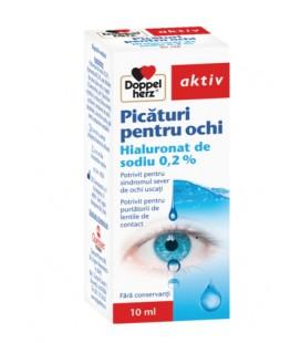 Aktiv picaturi ochi 0.2%