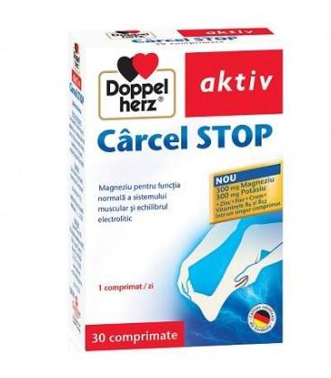 DOPPELHERZ Carcel Stop x 30 cps