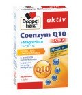 Coenzima Q10 extra +Mg x 30 cp