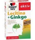 Lecitina+Ginko x 30cps