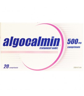 ALGOCALMIN 500 mg X 20 COMPR