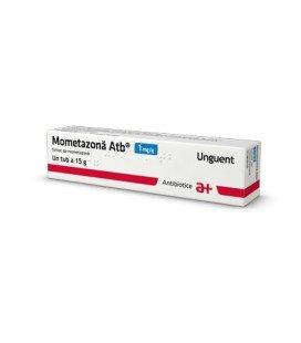 MOMETAZONA ATB 1 mg/g UNGUENT