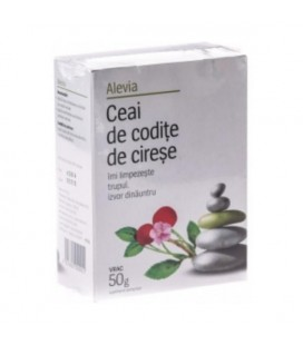 Ceai codite de cirese x 50 g cutie  ALEVIA