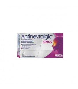ANTINEVRALGIC SINUS X 12 COMPR. FILM.