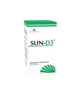 SUN D3 x 60cp