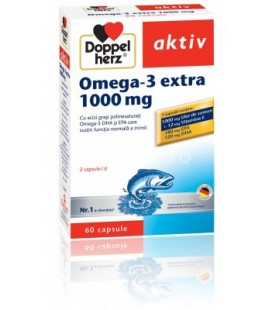 Omega 3 extra 1000mg x 60cp