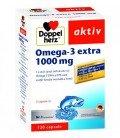 DOPPELHERZ Omega 3 extra x 120cp