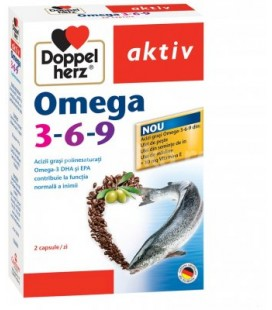 Omega 3-6-9 x 30cps
