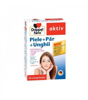 DOPPELHERZ Piele+Par+Unghii x 30cps