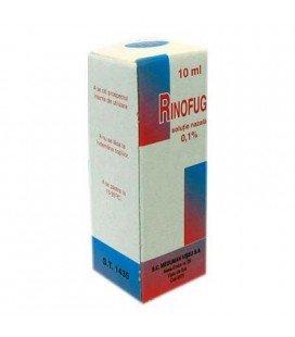 RINOFUG X 1 SOL. NAZALA 0,1%