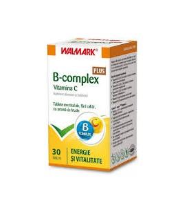 W-B Complex + vitamina C x 30cpr