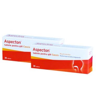 Aspecton Cassis x 30cpr