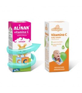 ALINAN Vitamina C Baby x 20ml