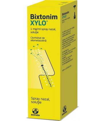 BIXTONIM XYLO 1 mg/ml X 1 SPRAY NAZ. SOL.