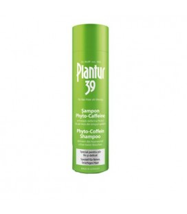 PLANTUR 39 Sampon Phyto-Caffeine par delicat x 250ml